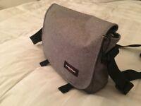 New Eastpak Grey Shoulder Bag