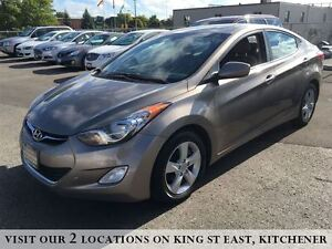 2012 Hyundai Elantra GLS | SUNROOF | ALLOYS | BLUETOOTH