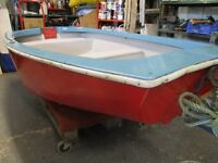8ft grp pram dinghy