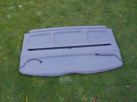 CITROEN XSARA PICASSO REAR BOOT PARCEL SHELF WITH FITTED BLIND 2007