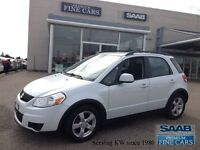 2010 Suzuki SX4 JX-AWD-6 speed-No Accidents-