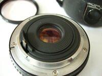 Pentax 28mm lens