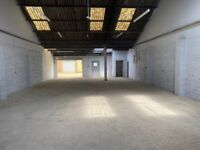 😀 * NEW * 😀 2000 SQ/ FT COMMERCIAL UNIT FOR RENT WORKSHOP / CAR REPAIRS / STORAGE
