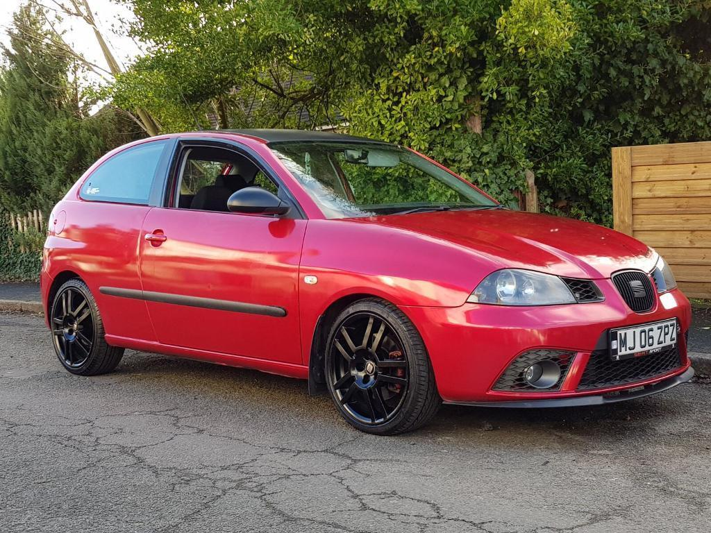 seat ibiza fr 1 9 modified wrapped remap in high wycombe. Black Bedroom Furniture Sets. Home Design Ideas