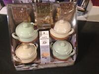 Soup pot dish gift set