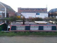 26 Foot Narrowboat £8,500