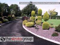 Decorative Stone, Bark & Screened Top soil