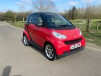 2010 Smart Fortwo 0.8 CDI coupe free road tax. 80 mpg Super cheap to run