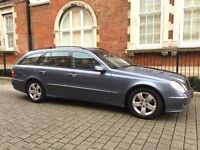 Mercedes-Benz E Class 2.7 E270 CDI Avantgarde 5dr estate excellent condition 2005