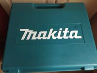 MAKITA JIGSAW WITH CASE VERY GOOD CONDITION