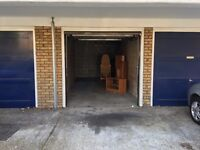 Private Garage and Parking Space To Let