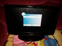 """Baird 22"""" lcd tv in working order"""