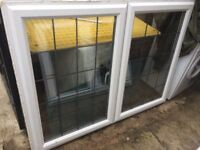 **UPVC**DOUBLE GLAZED WINDOW**NO OFFERS**VERY GOOD CONDITION**LEAD LINED WINDOW**SEE ALL ADS**
