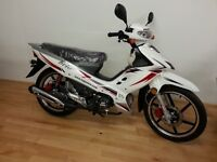 New Nipponia Brio 125cc Scooter - Was £1499 - Now £999!!!