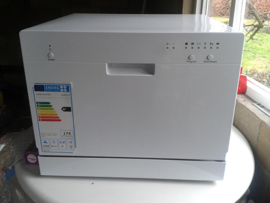 Table Top Dishwasher For Sale : Disherwasher Opportunity to buy a NEW and UNUSED table top dishwasher ...