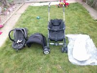 Silver cross Pushchair. Excellent condition