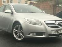 2011 ( 61 ) VAUXHALL INSIGNIA SRi 158 CDTi-1956cc DIESEL LOW MILEAGE* LONG MOT* FINAANCE AVAILABLE*