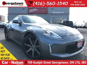 2017 Nissan 370Z AKRAPOVIC | VERY LOW KM | KEYLESS | PUSH TO STA
