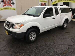 2014 Nissan Frontier S, Extended Cab, Automatic, Bluetooth