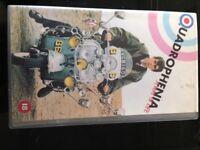 Quadrophenia VHS film