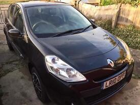 Renault Clio 1.6 Automatic 2010 Low Mileage