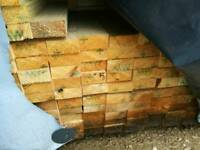 2x1 Planed Timber (15mm x 45mm) 2.3mtr Lengths