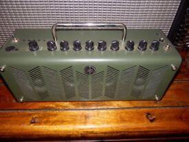 Yamaha THR 10X . 10 watt guitar amplifier