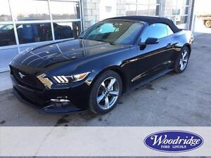 2016 Ford Mustang V6 3.7L V6, AUTO, CONVERTIBLE