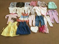 12-18 month baby clothes (set b) - £20.00