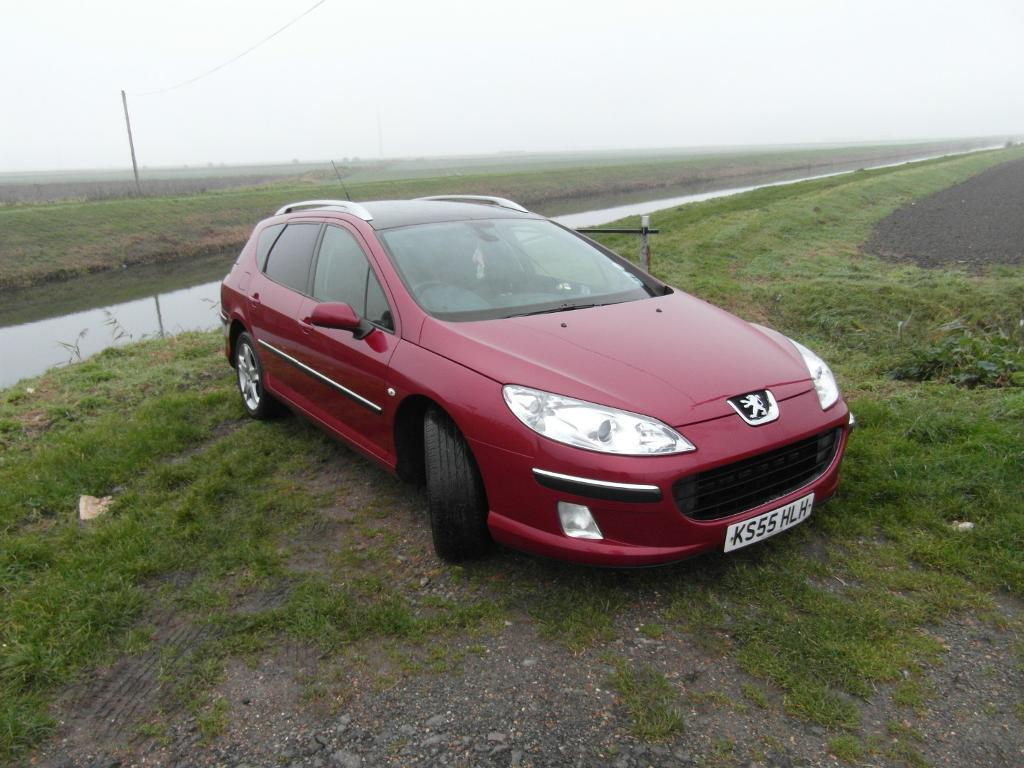 peugeot 407 2 0 estate 2006 petrol in march cambridgeshire gumtree. Black Bedroom Furniture Sets. Home Design Ideas