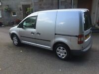 2007 VW CADDY TDI