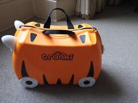 Trunki Children's Ride on Suitcase