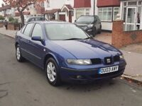 SEAT TOLEDO 1.9 TDI ,GOOD CHEAP CAR, READY TO GO! LOOKS AND DRIVES VERY GOOD!!! EXCELLENT RUNNER!!