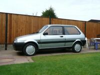 Rover Metro 1.1s Non Catalysts Model 1991 Pre Sunroof Model