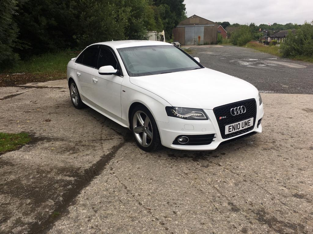 2010 audi a4 3 0 tdi v6 quattro s line diesel in armagh county armagh gumtree. Black Bedroom Furniture Sets. Home Design Ideas