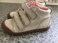 Silver marks And Spencer's boots size 12