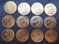 22CT GOLD SOVEREIGNS OR GOLD COINS WANTED FOR CASH FOR MY COLLECTION ( BEST PRICES IN NOTTINGHAM)