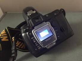 Nikon D70 Digital Camera With 1GB