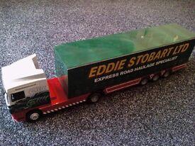 large eddie stobart play truck