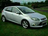 2012 FORD FOCUS 1.6 TDCi ZETEC TURBO DIESEL ### FORD SERVICE HISTORY ###