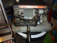 Rekord Plus Semi Automatic Key Cutting Machine