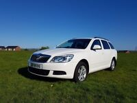 Skoda Octavia Estate 2011. 1.6 Diesel. Very Economical, Reliable, £30 Tax per year.