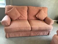 Two Sofas. Will sell separately.