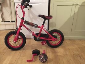 Kids Lightning McQueen Cars Bicycle