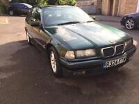 BMW 318i Petrol Automatic 1998 year