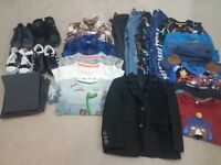 Boys 5-6 years old clothes