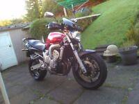 2005 Yamaha FZ6n for sale or swap