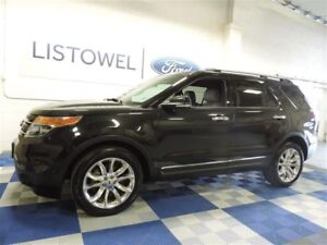 2015 Ford Explorer Limited $255.39 Bi-Weekly For 72 Months @ 5.9
