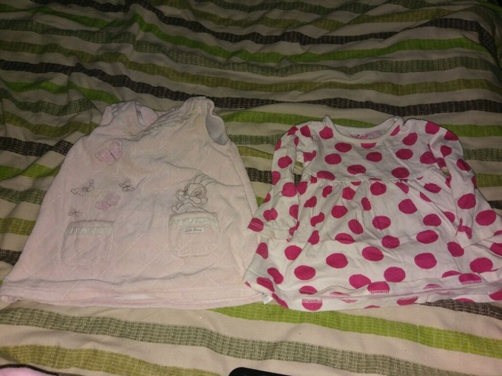 3 to 6 months baby girl clothes