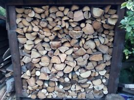 Logs fire wood delivered to swale and medway